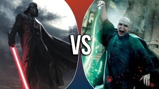 Versus Series | Darth Vader vs Lord Voldemort