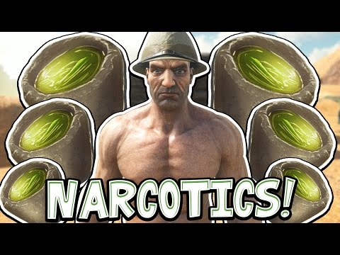 Ark: Scorched Earth! - NARCOTIC GRIND! [#6] |Scorched Earth Gameplay|