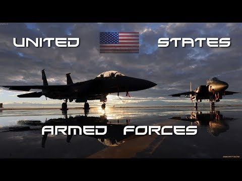 United States Military Power | US Armed Forces | 2016 | HD