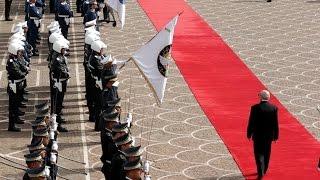 موكب الإحتفال بالذكرى 60 لعيد قوات الأمن الداخلي