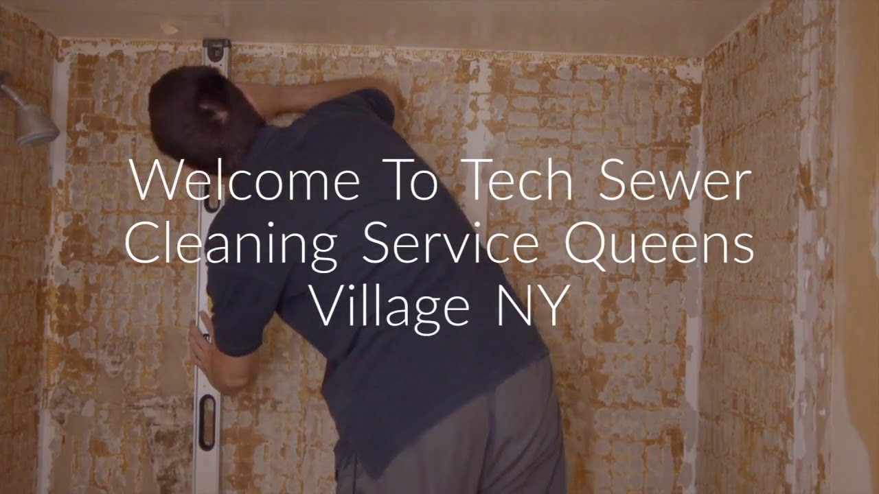 Tech Sewer - Certified Plumber in South Floral Park NY