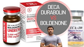 THE REAL DIFFERENCE BETWEEN DECA DURABOLIN & BOLDENONE