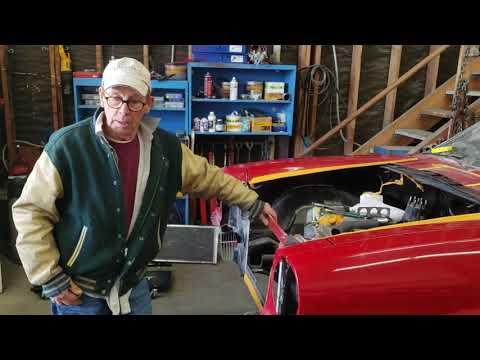 Dave Cartwright's RS 1973 Vega Build