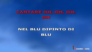 Il Volo - Nel Blu Dipinto Di Blu (Video demo)