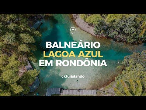 Balneário LAGOA AZUL em Rondônia
