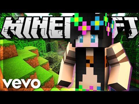 "Katy Perry ""Roar"" Minecraft Remake"