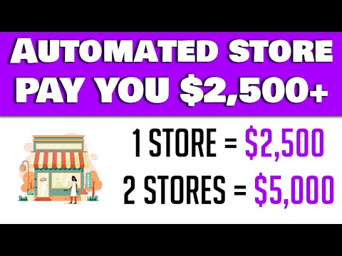 New Website Pays You $2,500+ For FREE! *New Method* (Make Money Online 2021)