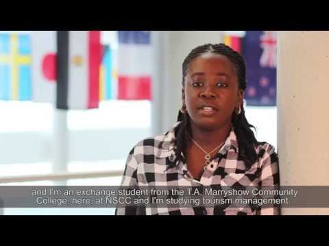 Caralana from Grenada: Let our international students help you get ready for NSCC!