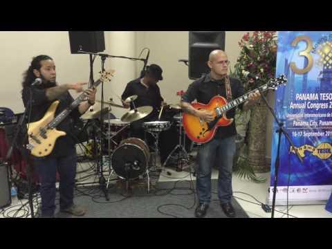 Jamming at Panama TESOL 2016