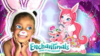 Surprise Enchantimals Dolls and Animal Friends Toy game  -  Doll Pretend PlayToys