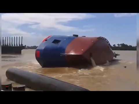 Ship Launch Fail Compilation