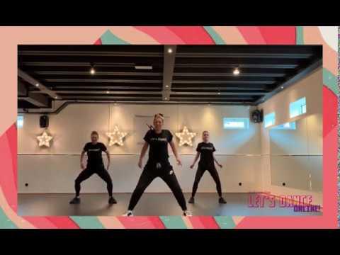 LET'S DANCE ONLINE - STREETDANCE #1