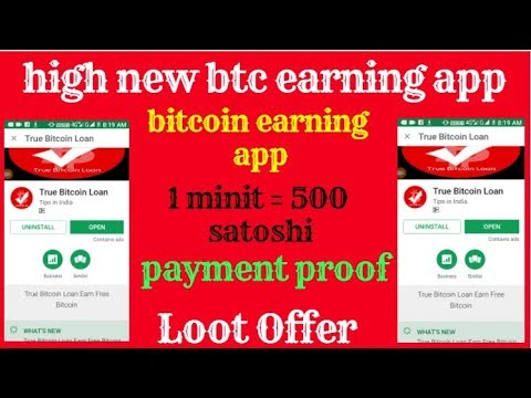 Earn Free Bitcoin Daily 216000 Satoshi - 0.002 BTC A Day - Quickly Earning Trick, No Investment 2018