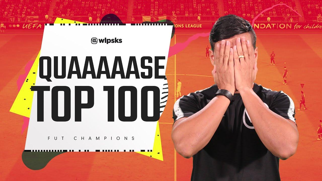 PREMIAÇÃO DE QUAAASE TOP 100 | Wendell Lira