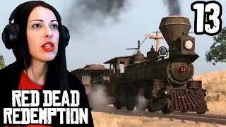 RED DEAD REDEMPTION Walkthrough Part 13 - Catch the Train