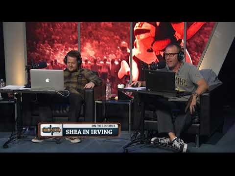 Shea in Irving Calls in with His Weekly Picks | The Dan Patrick Show | 10/6/17