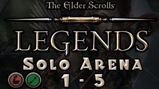 The Elder Scrolls: Legends - Solo Arena Run #1 - Part 5