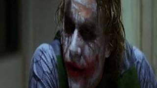 Batman il cavaliere oscuro: L'interrogatorio a Joker