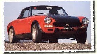 Fiat 124 sport spider abarth tributo