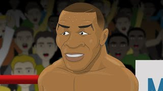 MIKE TYSON LOVES CHOCOLATE!