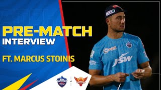 Marcus Stoinis | Pre-Match Interview | #DCvSRH