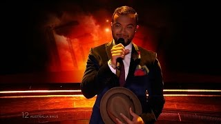 Guy Sebastian - Tonight Again (Live ESC 2015)