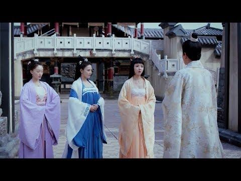 公主被指定為未來的太子妃,第一次見未婚夫毫無感覺,皇子一心只想做太子!(1/16) - YouTube