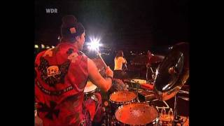 Red Hot Chili Peppers - Brandy - Live Rock Am Ring 2004 [HD]