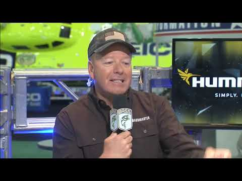 Bassmaster Live: 2017 Classic- Day 1, Part 1