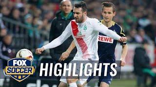 Video Gol Pertandingan Werder Bremen vs FC Cologne