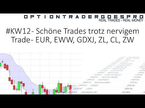 #KW 12 2017 - Schöne Trades, nervige Trades