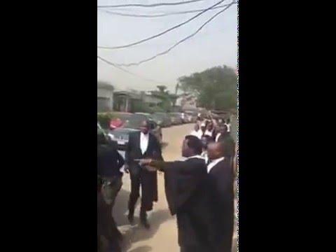 Security agents bundle ex-NIMASA DG