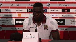 Calcio, Mario Balotelli al Nizza: non tornerei mai in Italia