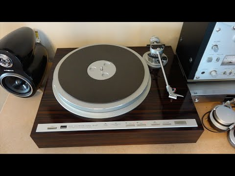 Classic Retro Hi-Fi - The Sansui XR-Q7 Automatic Turntable