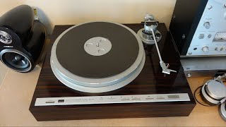 Classic Retro Hi-Fi - The Sansui XR-Q7 Automatic Turntable