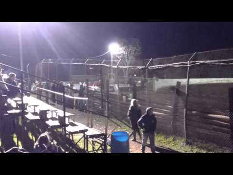 Skyline Speedway Tony Roush T55 Qualifying (Set Fast Time) 4-1-16