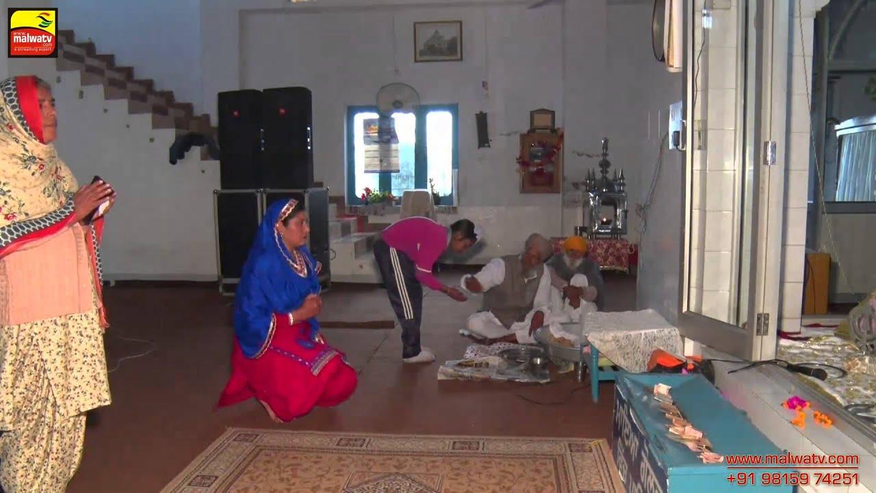 MANAWALA (Amritsar) RELIGIOUS PROGRAM at Bhai Chajju Ji Da Gurudwara - 2015    HD    Part 1st