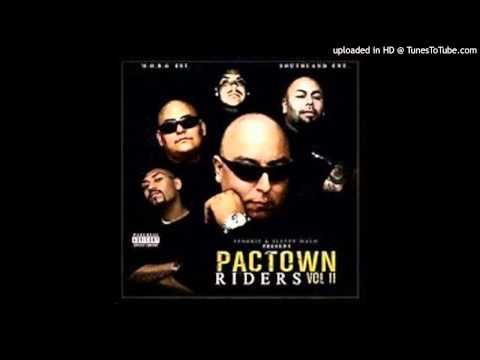 PacTown Riders - Fuck Your Hood ft. Crazy G, Venom, & Wicked