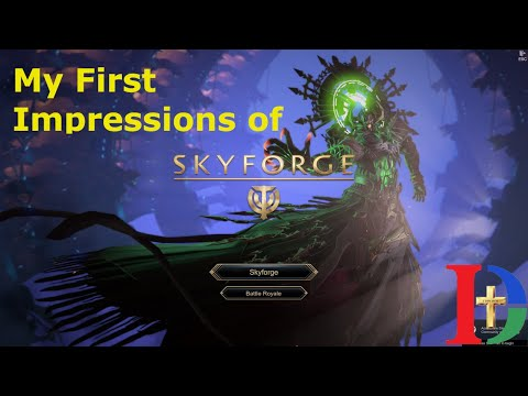 My First Impressions Of Skyforge In 2020