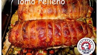 Video Lomo de cerdo relleno. Una receta para navidad download MP3, 3GP, MP4, WEBM, AVI, FLV Juni 2018