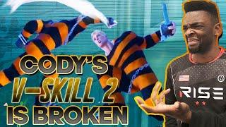 Cody's V-Skill 2 is Broken!! [SFV Season 5] New Update! 2020 HAPPY NEW YEAR!