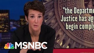 Gears_Begin_To_Turn_On_Congress_Follow-Through_On_Mueller_Report_|_Rachel_Maddow_|_MSNBC