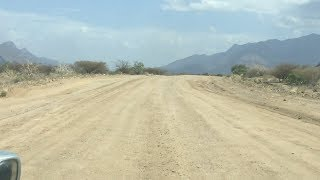 Lake Turkana Wind Power Road Upgrade Project - FIRST 5KM August 2018