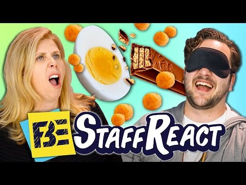 GUESS THAT FOOD CHALLENGE #3 (ft. FBE STAFF)
