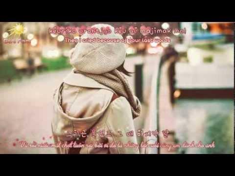 [Engsub - Vietsub -  Kara]7 Years Of Love -  KyuHyun (Super Junior)