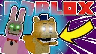 How To Get Invisible Maze 2, Bunny Hole, 1 Year Anniversary Badge in Roblox Scrap Baby's Pizza World