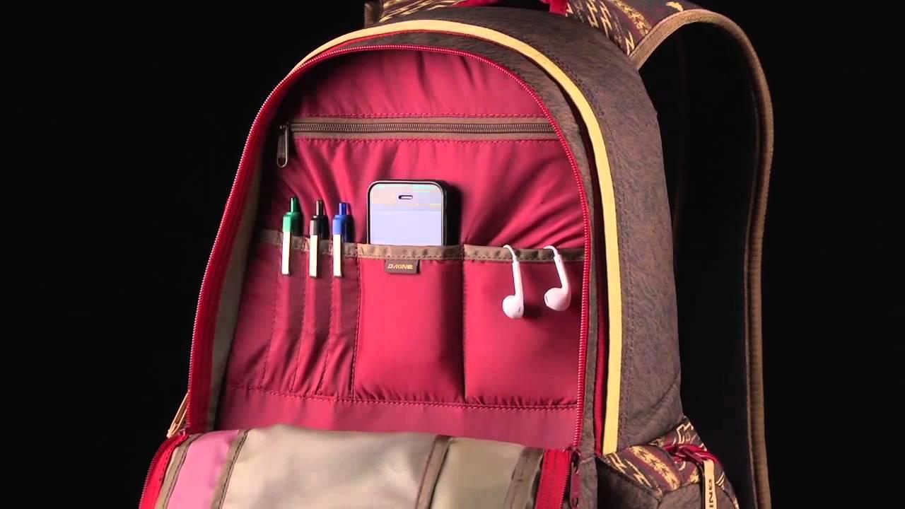 0c149250d57 Dakine Team Mission 25L Snowboard Backpack - BagKing.com - YouTube