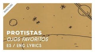 Protistas - Ojos Favoritos // Lyrics - Letra thumbnail