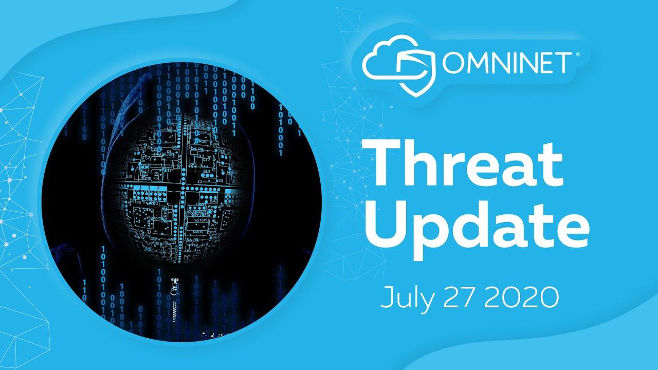 Threat Update