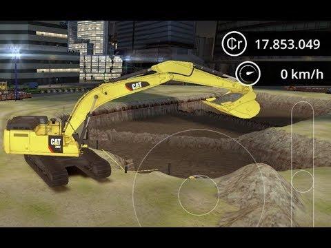 Construction Simulator 2 #153 CAT 349F HYDRAULIC EXCAVATOR HD